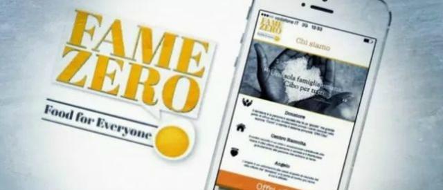 Fame Zero, una rete telematica contro lo spreco alimentare