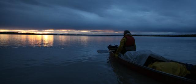 The Yukon Blues, lungo il fiume dell'oro nel nome di Walter Bonatti