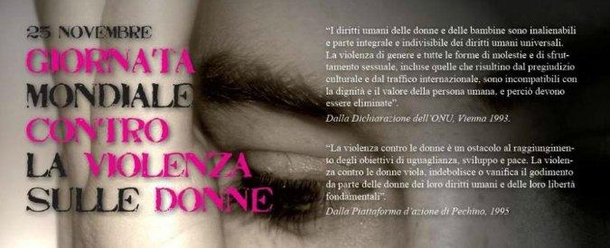 Giornata internazionale contro la violenza sulle donne: tutti gli eventi in Italia
