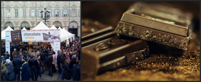 Torino Cioccolatò 2014, guida al vero senso dell'assaggio