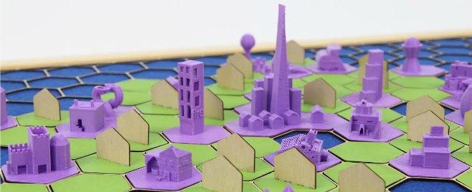 Londra, la startup che incentiva gli studenti a usare le stampanti in 3D