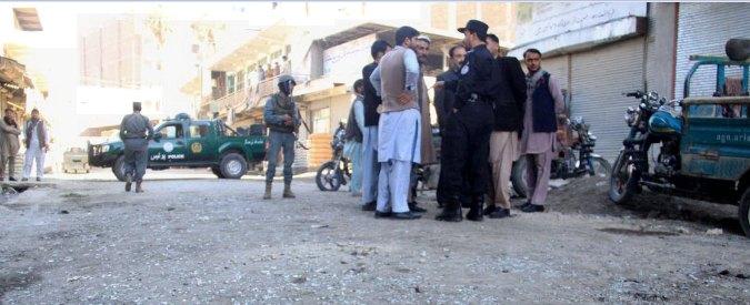 """Afghanistan, kamikaze si fa esplodere a partita di volley: """"45 morti e 56 feriti"""""""