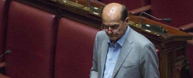 """Pd, Bersani: """"Si aboliscono le Province o gli spartineve? Tsunami di demagogia"""""""