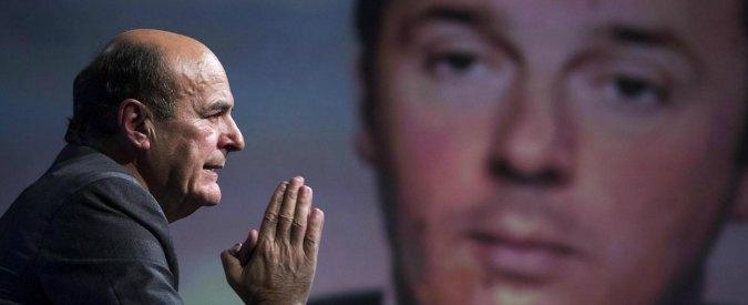 """Pd, Bersani: """"Patto Nazareno rinnovato? Così Mediaset ha guadagnato in borsa"""""""