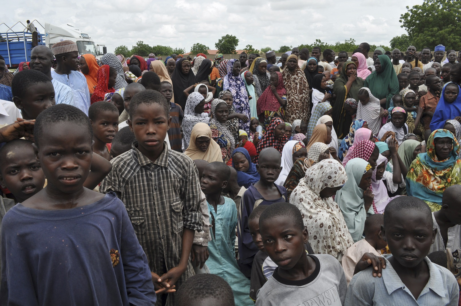 """Nigeria, è esodo: """"Oltre 100mila cattolici costretti alla fuga da Boko Haram"""""""