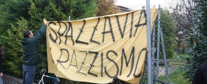 """Bologna, i sinti al campo nomadi: """"Noi ci sentiamo più italiani della Lega Nord"""""""