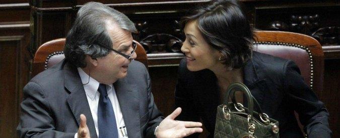 Consulta, Forza Italia si divide ancora sul candidato: lite Carfagna-Brunetta