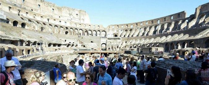 """Colosseo, il ministro Franceschini: """"Sì all'idea di ricostruire l'arena"""""""