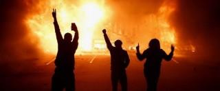 Ferguson, non incriminato l'agente che uccise Michael Brown. L'America si ribella