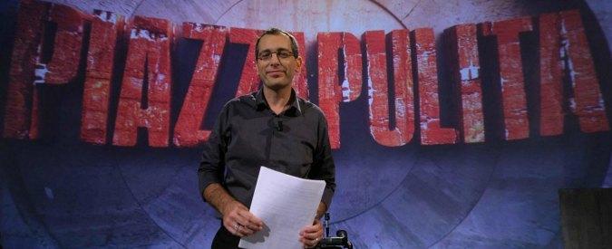 Programmi in tv stasera, TeleFatto: Piazza Pulita e Questo nostro amore 70