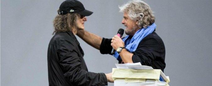 """Quirinale, Grillo: """"L'euro va in pezzi, Prodi non è il candidato più adatto"""""""