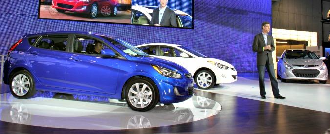 Consumi 'falsi', in America multa record per Hyundai e Kia. Che però rilanciano