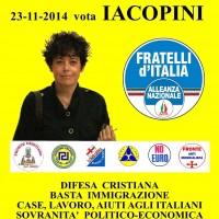 Iacopini_candidata