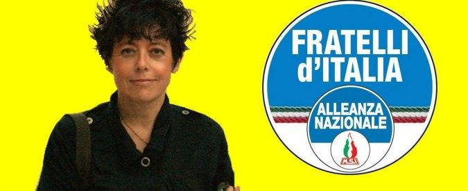 Regionali Emilia, la fondatrice di Alba Dorata si candida con liste Fi-Lega-Fdi