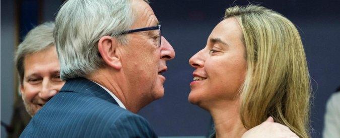 """Ue, Juncker: """"No a critiche ingiustificate. Non tremo davanti ai primi ministri"""""""