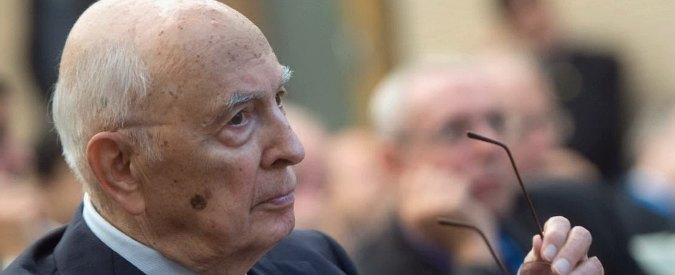 """Dimissioni Napolitano, il Quirinale: """"Non smentiamo né confermiamo voci"""""""