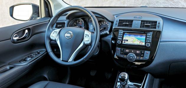 Nissan Pulsar interno