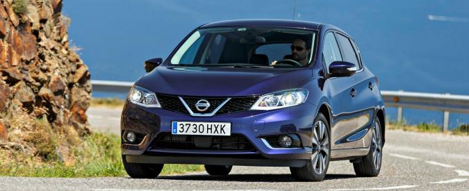 Nissan Pulsar, la prova su strada del Fatto.it – La berlina tutto spazio
