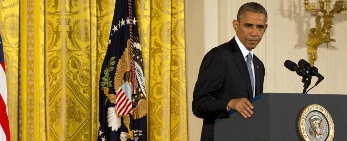 """Elezioni Midterm, Obama: """"Ansioso di collaborare. Chiederò forza contro Isis"""""""