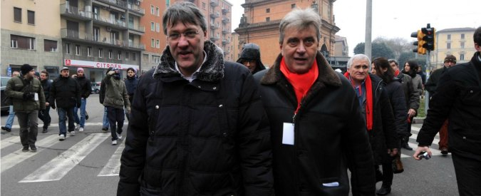 """Regionali Emilia, il segretario Fiom: """"Ci hanno ascoltato: Renzi è stato rottamato"""""""