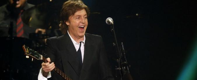 L'arte di Paul McCartney: Bob Dylan ed altri artisti cantano il geniale Beatle