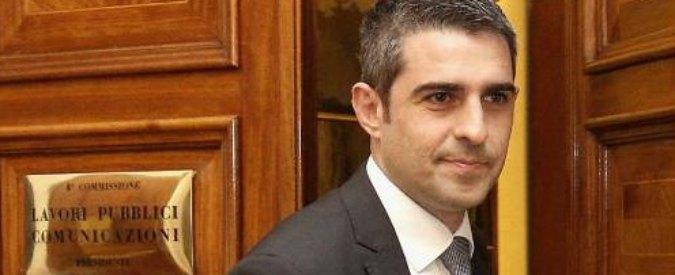 """M5s, Pizzarotti: """"Serve una squadra di governo. Non solo Di Maio in tv"""""""