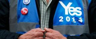 """Scozia, Edimburgo ci riprova: """"Legge per un nuovo referendum sull'indipendenza"""""""