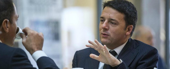 """Pd, Renzi: """"Jobs act? Riforma di sinistra. Consulta? Ora si chiude: Fi decida"""""""