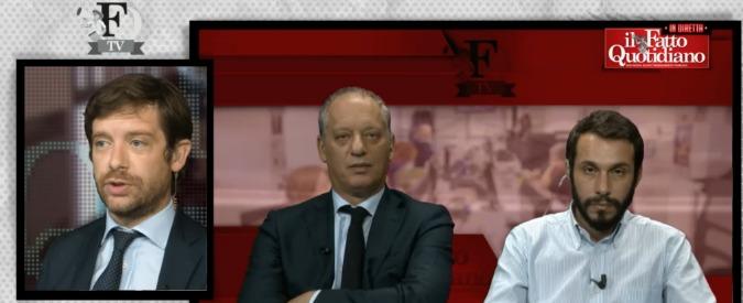 """Pd, Civati: """"Renzi si circonda di finanziatori da mille euro e io da chi ci mette il cervello"""""""