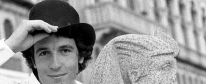 """Rino Gaetano, a quarant'anni dal suo primo disco esce la raccolta """"Solo con io"""""""