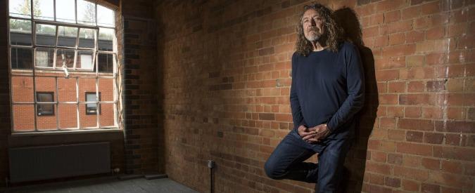 Robert Plant, esclude la reunion dei Led Zeppelin (ed emoziona Londra, live)