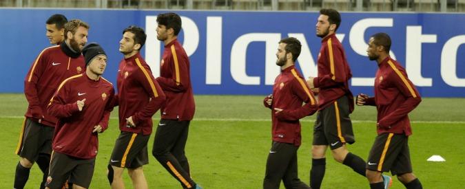 Programmi tv stasera, Telefatto: Bayern Monaco – Roma, Velvet e Le Iene