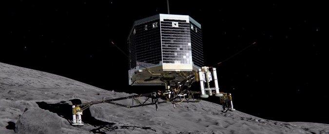 Sonda Rosetta, scienziati Esa provano a svegliare sonda perduta sulla cometa