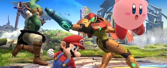 Super Smash Bros di nuovo in scena per superare le difficoltà di Wii U