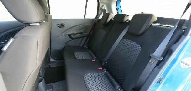 Suzuki Celerio sedili