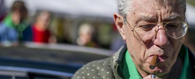 Lega Nord, chiesto il processo per ex segretario Umberto Bossi