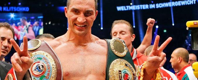 Klitschko campione (quasi) di tutto. Ma nella boxe di oggi vince la nostalgia