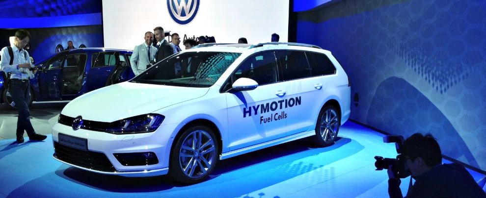 Volkswagen HyMotion a idrogeno