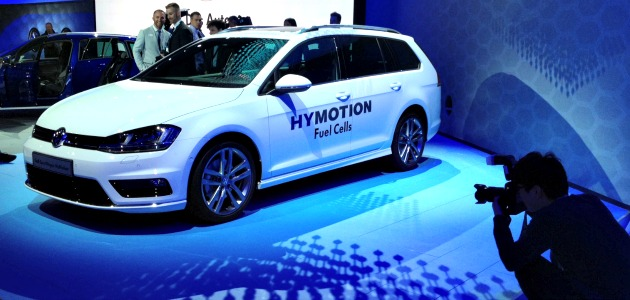 Volkswagen Hymotion