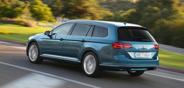 Volkswagen Passat 2014 Variant