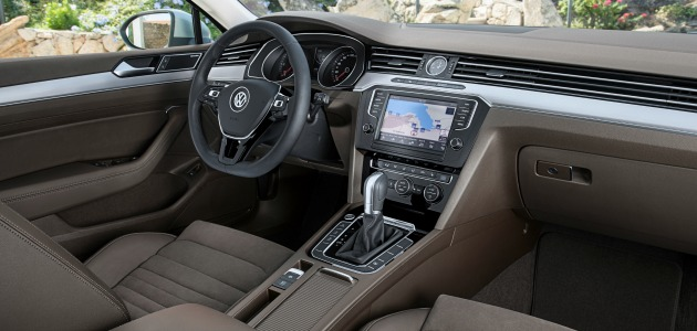 Volkswagen Passat 2014 plancia