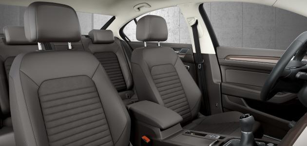 Volkswagen Passat 2014 sedili