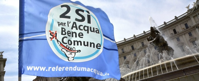 Acqua, al via nuove tariffe, rincari per 34 milioni di italiani, sconti per 6