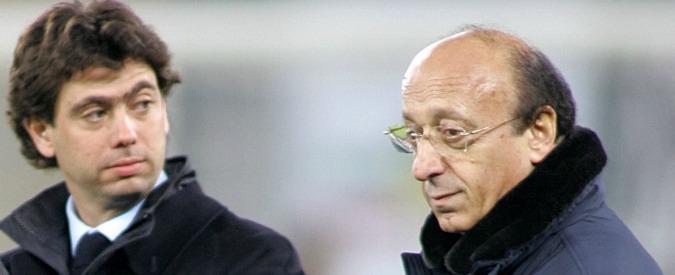 """Andrea Agnelli: """"Moggi? Parte importante per la storia della Juve. Si può perdonare"""""""
