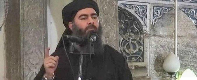 """Isis, il Califfato diffonde un nuovo messaggio audio: """"È di Al Baghdadi"""""""