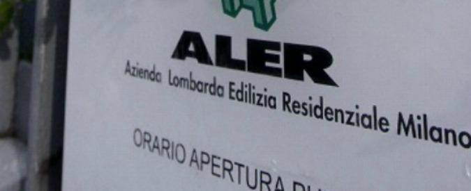 Case popolari, incendiata nella notte una sede Aler alla periferia di Milano