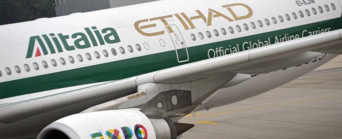 """Alitalia, Ue: """"Ingresso Poste è stato intervento pubblico ma non aiuto di Stato"""""""