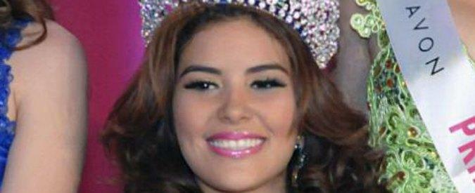 """Maria Jose Alvarado, morta la Miss Honduras rapita: """"Uccisa dal fidanzato"""""""