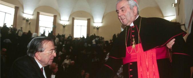 Fiorenzo Angelini morto: 'Sua Sanità' era il cardinale della corrente andreottiana