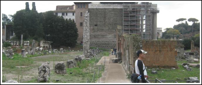 Archeologia off limits per i portatori di handicap: restano ancora molte barriere